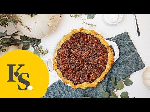 schokoladentarte-mit-pecannüssen-|-thanksgiving-rezepte