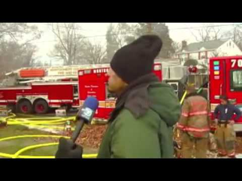 Man Confesses To Arson On Live TV