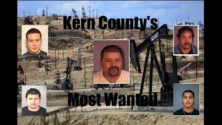 Most Wanted Kern County
