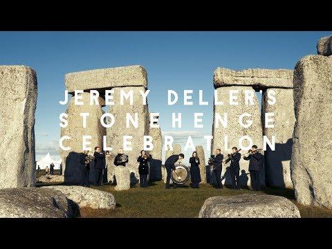 Jeremy Deller's Stonehenge Anniversary Celebrations