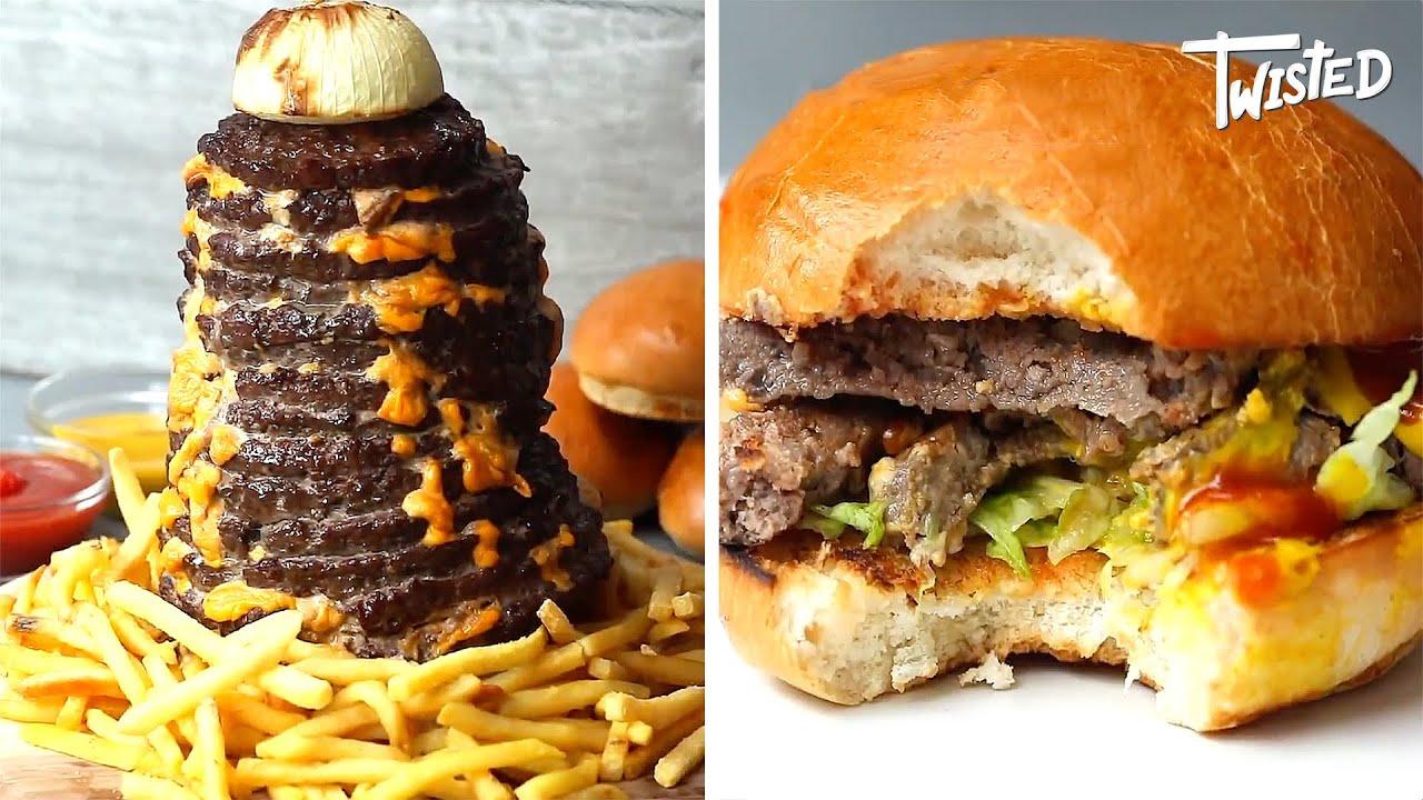 5 Mega Kebab Tower Recipes