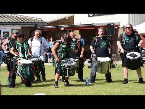 Pentacle Drummers Summer Solstice 2018