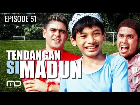Tendangan Si Madun | Season 01 - Episode  51