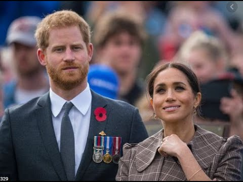 Meghan Markle et le Prince Harry   La presse anglaise fait le bilan du Megxit  Ils sont ridiculent