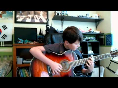 Safe and Sound - Taylor Swift Fingerstyle Guitar Cover - Arr. Kelly Valleau / Movie Hunger Games