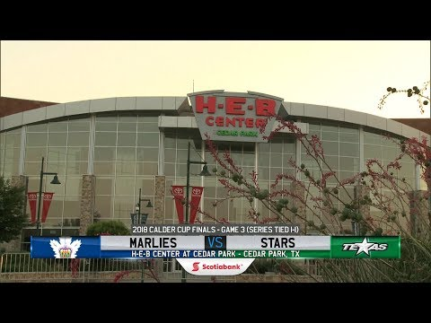 Scotiabank Game Highlights: Marlies at Stars (Game 3) - June 5, 2018