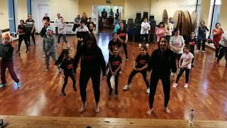 Diljit Dosanjh | Kalliyan Kuliyan | Bhangra Dance London