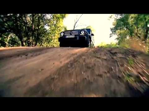Тест-драйв Mercedes-Benz G 500
