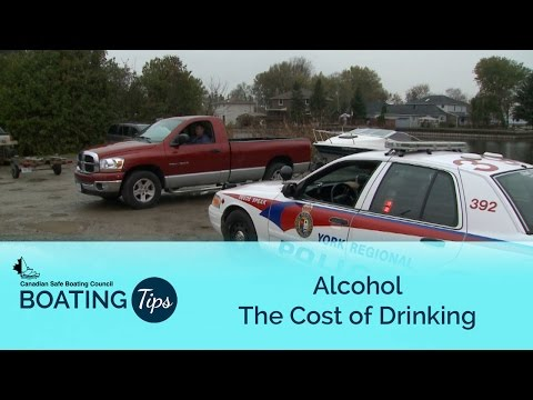 Alcohol - The Cost of Drinking