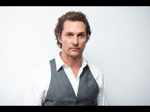 TimesTalks: Matthew McConaughey
