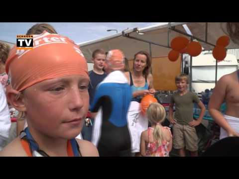 A Local Swim Voor ALS In Schagen