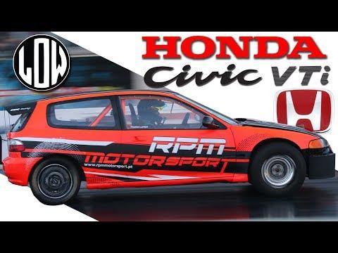 Honda Civic VTi TURBO 1500HP   Kissi RPM Motorsport [ 1/4 Mile EP4 ] [ENG SUB]