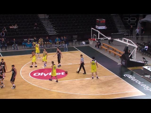 Canarias Basketball Academy | Los 7 triples de Xiaoyi Wang a Fenerbahce