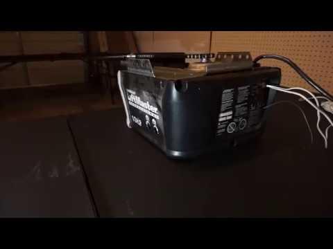 How To Change An Rpm Sensor On Your Garage Door Opener Youtube