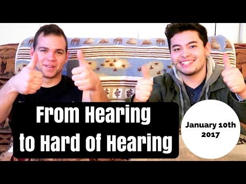 Types of Deafness: Born Hearing, to Hard of Hearing