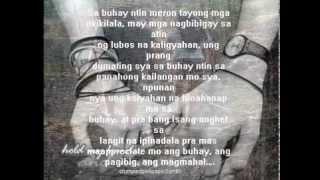 ikaw - Brenan Espartinez with lyrics