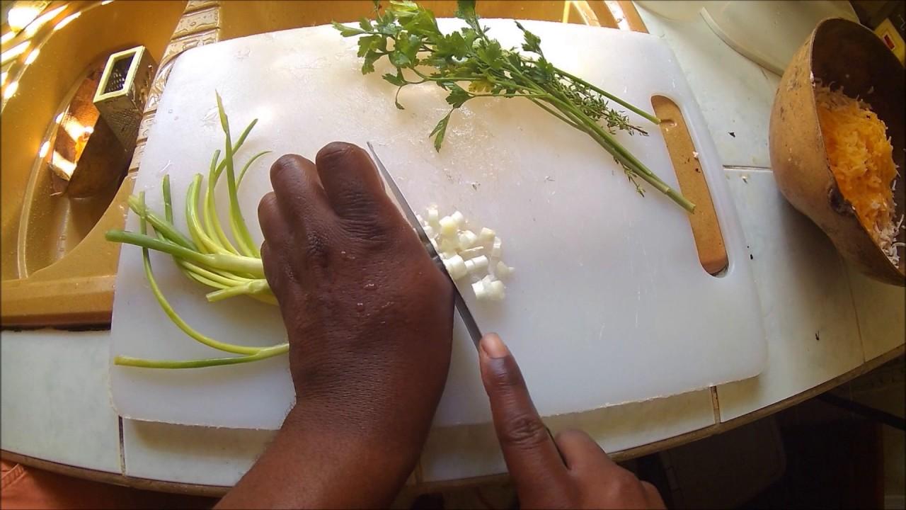 Les accras de malanga et giraumon du jardin youtube for Jardin malanga