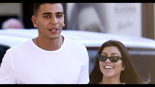 Younes Bendjima  Confirms  Pregnancy  Kourtney Kardashian's on Instagram [EXCLUSIVE]