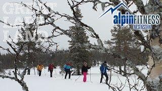 Cross-Country Skiing in Arvidsjaur :: Skilanglauf :: Schwedisch Lappland