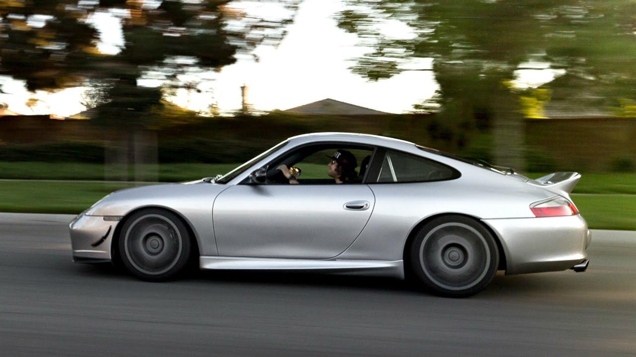 Modified 2004 porsche 911 40th anniversary review