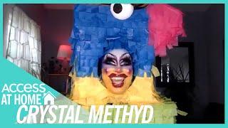 Crystal Methyd Finally Learned Who El DeBarge Is & Talks Finale