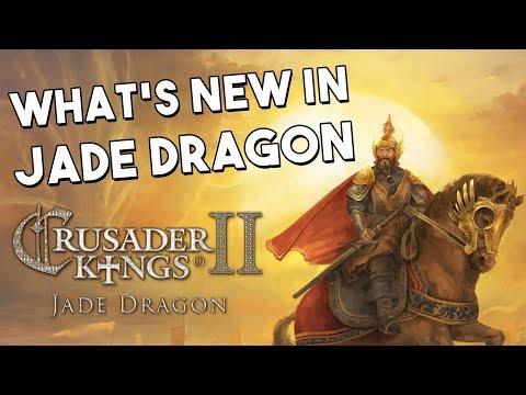 Crusader Kings 2: Jade Dragon - Feature & Release Stream