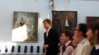 Урок музыки в гимназии им. С.П. Дягилева 2(2)
