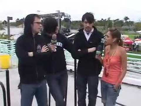 Funeral for a Friend-Swept Away TV Interview