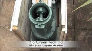 Pellet Press. Another deliver…
