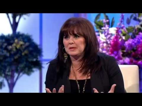 Coleen Nolan discussing Jimmy Savile abuse on the Alan Titchmarsh Show - 3rd October 2012