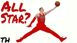 Why Lauri Markkanen Can Win Rookie of the Year [HD]