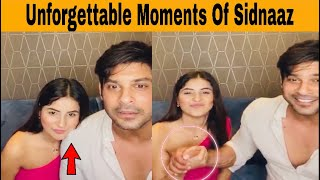 BEST MOMENTS of SidNaaz Live Video | #SidharthShukla #ShehnaazGill #SidNaaz