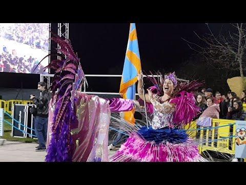 Samba côco 2019 - Desfile nocturno 2019 ( Estarreja) 1°