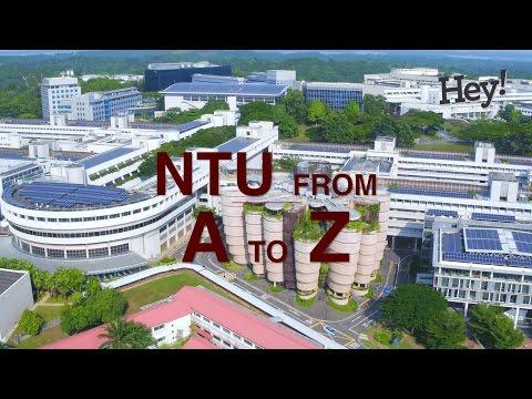 A to Z of NTU