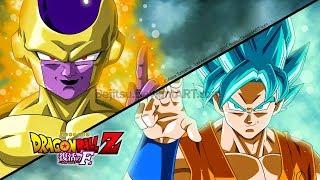 Goku vs Golden Freezer AMV - White Rabbit