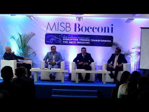 MISB Bocconi Disruptions in the Automotive Industry