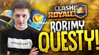 "Clash Royale #65 ""ROBIMY QUESTY!"""