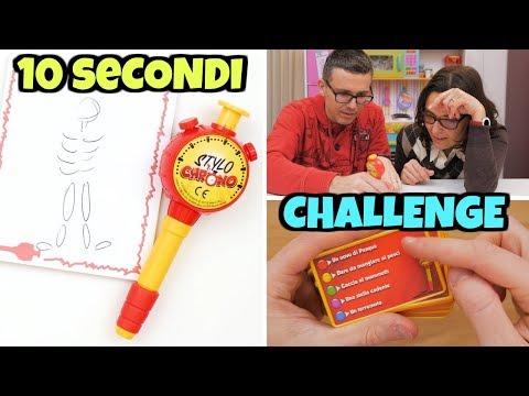 STYLO CHRONO CHALLENGE con la Penna che Scompare in 10 secondi
