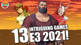 13 Most Intriguing Games at E3 2021 - Defunct Games