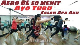 Download lagu Rutin Senam aerobik setiap hari langsing alami