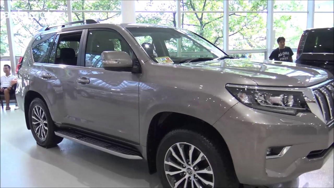 Toyota Land Cruiser Prado 2020 Youtube