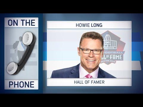 Pro Football Hall Of Famer Howie Long Talks Super Bowl 52 & More wRich Eisen  Full