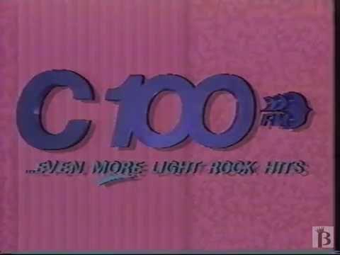 C100 Radio Promo Halifax, Nova Scotia 1991