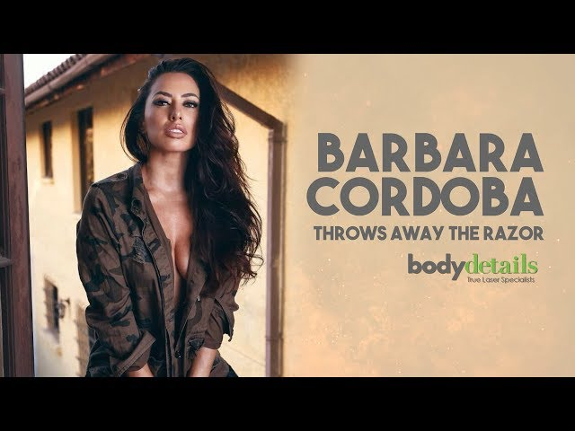 Bikini Laser Hair Removal Miami | My 1st Treatment | Barbara Cordoba | Body Details