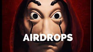 AIRDROPS COINMARKET CAP 10000000 CORGIDOGE - FOCIAL E GHOSTDEX