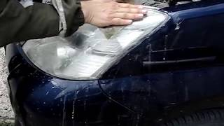 видео Особенности полировки фар