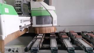 Изготовление деревянной ступени с пазом.(, 2015-05-29T04:49:58.000Z)