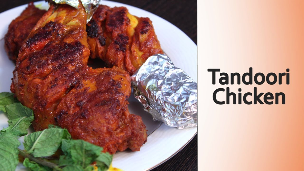 how to make tandoori chicken without oven