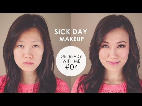 GRWM | #04 Makeup for Sick Days