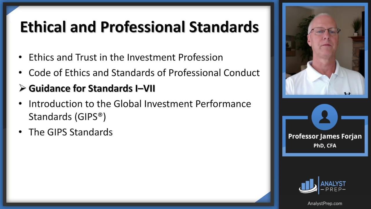 Cfa Level 3 Gips Summary Pdf